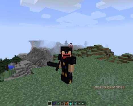 Vanilla Plus [1.7.2] for Minecraft
