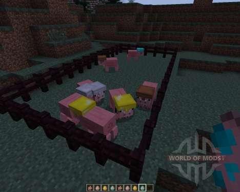Pig Companion [1.7.2] for Minecraft