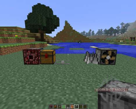 Trapcraft [1.6.4] for Minecraft