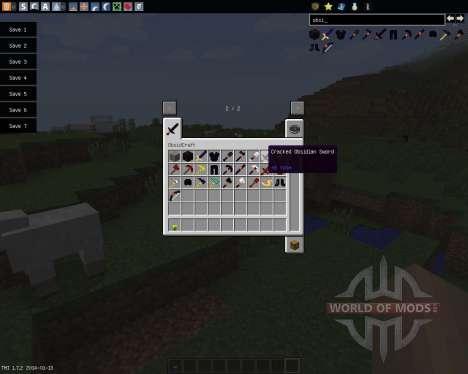 ObsidCraft [1.7.2] for Minecraft