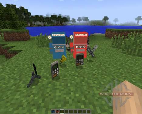 Team Fortress 2 [1.7.2] for Minecraft