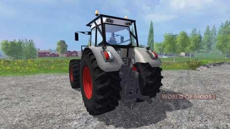 Fendt 936 Vario Forest Edition v1.1 for Farming Simulator 2015