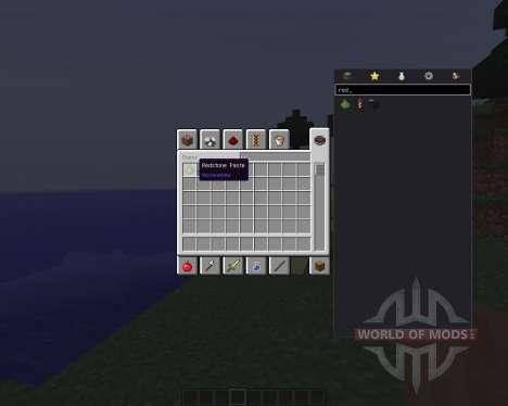 Redstone Paste [1.8] for Minecraft