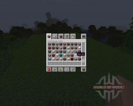 OresPlus [1.7.2] for Minecraft