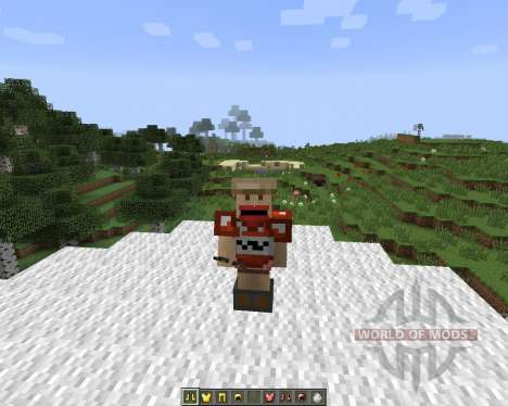 Special Armor [1.7.10] for Minecraft