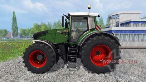 Fendt 1050 Vario v1.2 for Farming Simulator 2015