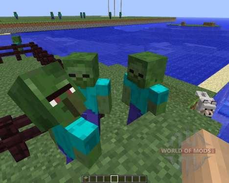 Walking Dead [1.5.2] for Minecraft
