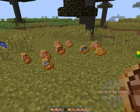 Larrys Potatoes [1.8] for Minecraft