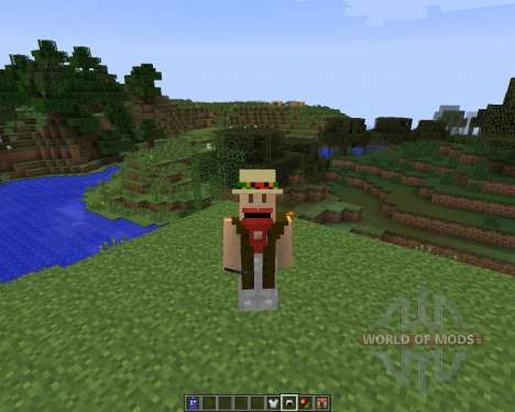 Dalek [1.7.2] for Minecraft