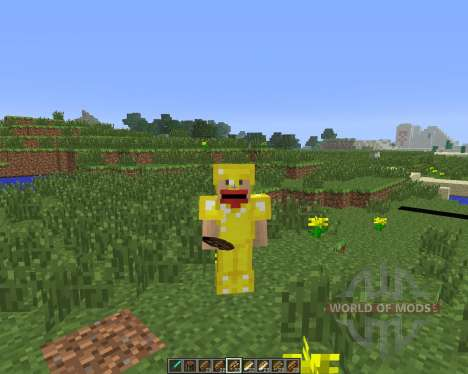 DaFoods [1.6.4] for Minecraft