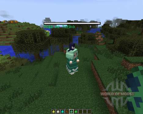 Touhou Items [1.7.2] for Minecraft