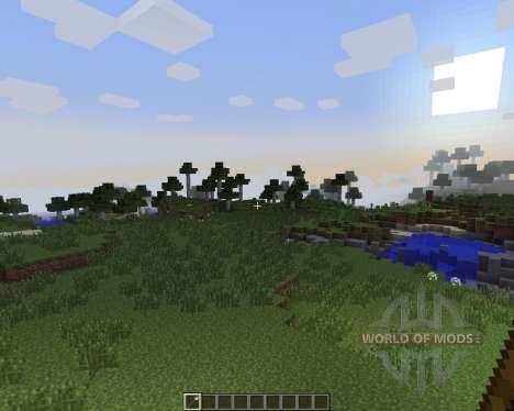 Weather Wand Reborn [1.7.2] for Minecraft