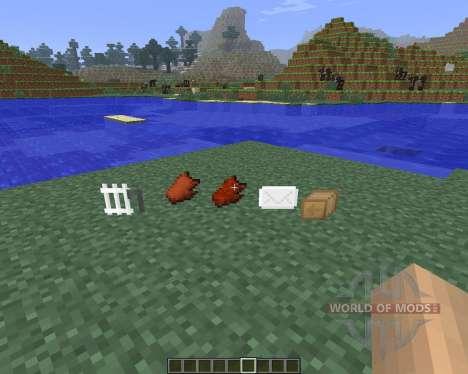 MrCrayfish Furniture [1.6.4] for Minecraft