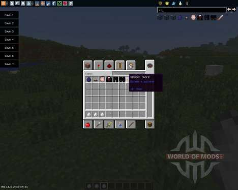 Slenderman [1.6.4] for Minecraft