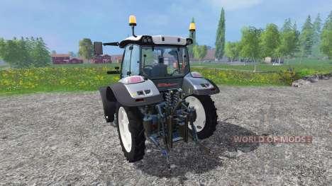 Hurlimann XM 4Ti Special Edition for Farming Simulator 2015