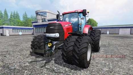 Case IH Puma CVX 230 v4.0 TwinWheels for Farming Simulator 2015