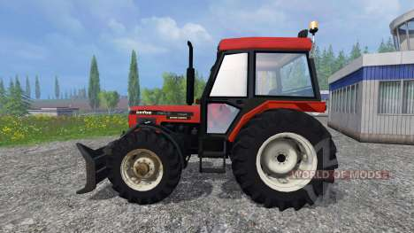 Zetor 7340 Turbo for Farming Simulator 2015