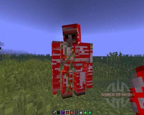 Mini-Bosses for Minecraft