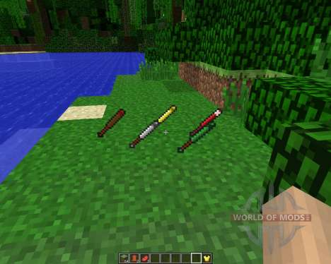Smash Bats [1.6.4] for Minecraft