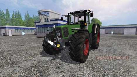 Fendt Favorit 824 Turboshift Full for Farming Simulator 2015