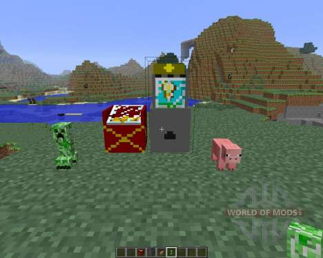 Penny Arcade [1.6.4] for Minecraft