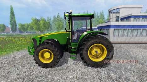 John Deere 8530 v3.0 for Farming Simulator 2015
