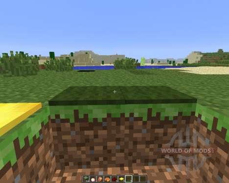 Blocks 3D [1.6.4] for Minecraft