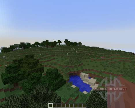 New Dawn [1.7.10] for Minecraft