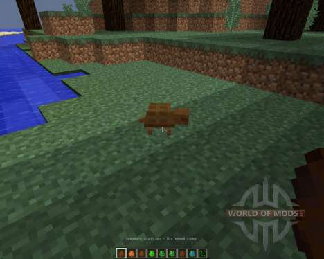 Reptile [1.8] for Minecraft