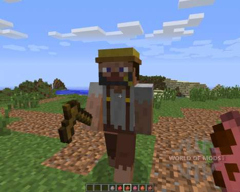 Mo People [1.6.2] for Minecraft