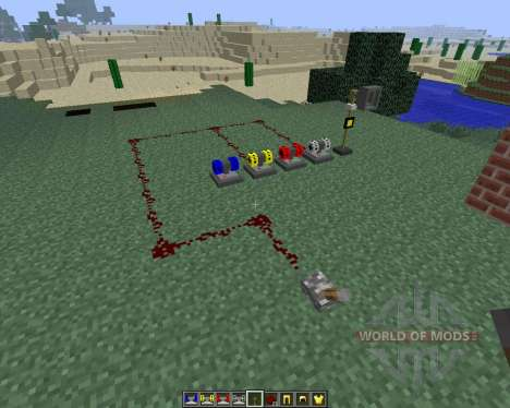 Mcrafters Siren [1.6.4] for Minecraft