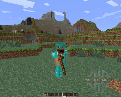 Tinkers Construct [1.6.4] for Minecraft