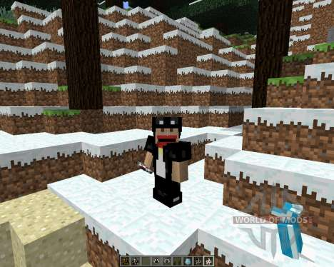 Rancraft Penguins [1.6.4] for Minecraft