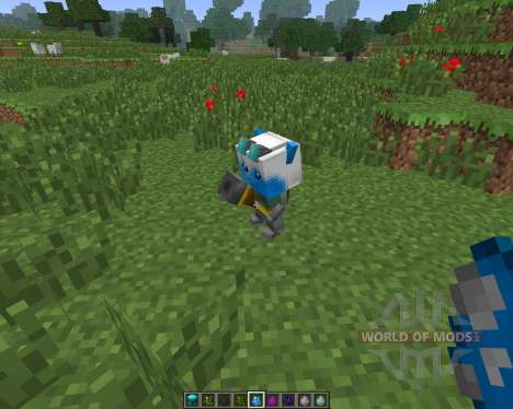 League of Legends [1.6.4] for Minecraft