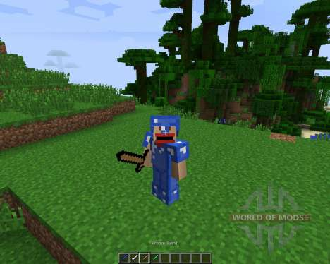 Miners Heaven [1.7.2] for Minecraft