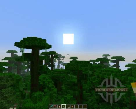 Lighting Fix [1.6.4] for Minecraft