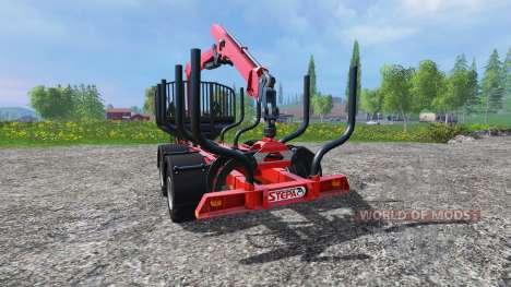 Stepa Steindl-Palfinger FHL 10 AK for Farming Simulator 2015