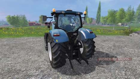 New Holland T6.160 Blue Power v2.0 for Farming Simulator 2015