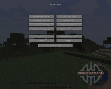 VoxelMap [1.7.2] for Minecraft