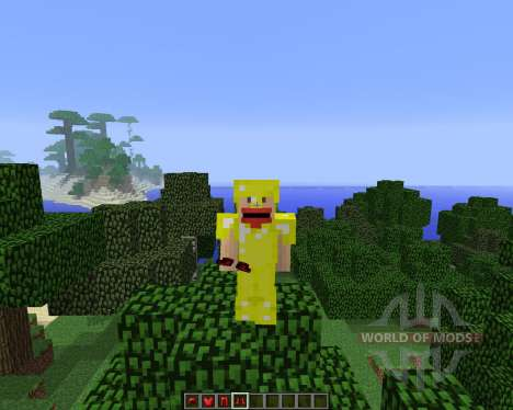 Colorful Armor [1.5.2] for Minecraft