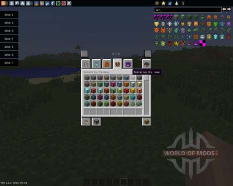 Metallurgy [1.6.4] for Minecraft