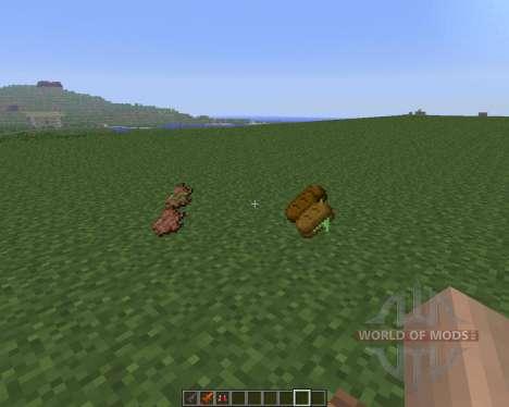Vanilla Plus [1.6.4] for Minecraft