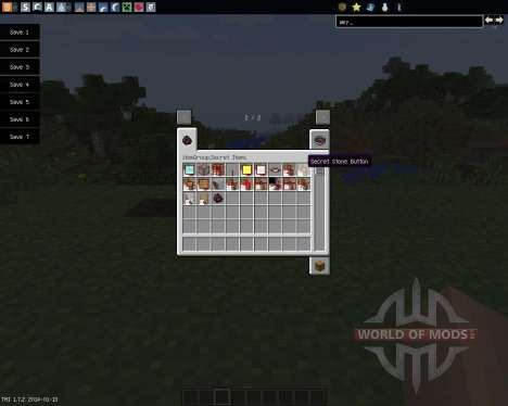 Secret Rooms [1.7.10] [1.7.2] for Minecraft