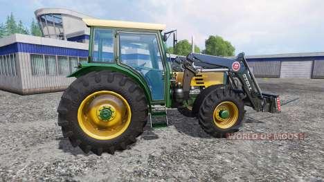 Buhrer 6165 FL for Farming Simulator 2015
