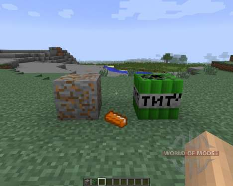 Ultimate TNT [1.7.2] for Minecraft