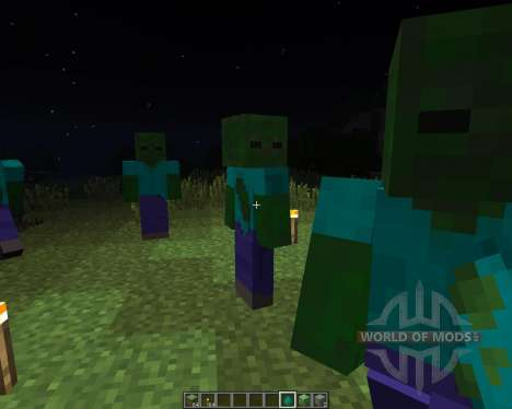 Slime Dungeons [1.6.4] for Minecraft
