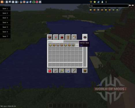 Soup [1.6.4] for Minecraft