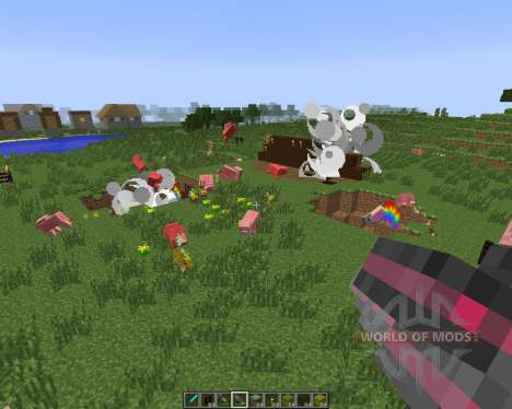 Trail Mix [1.7.10] for Minecraft
