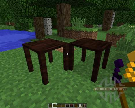 Tall Doors [1.6.4] for Minecraft