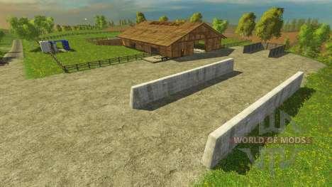 Modified B'ornhol'm for Farming Simulator 2015